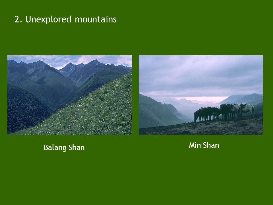 1. The Alpine Gardener – September 2002 – 70(3) Last Memories Also www.uib.no/bot/qeprg/china