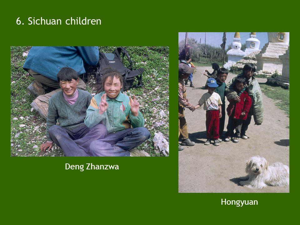 5. Sichuan food Hongyuan Wolong Hongyuan