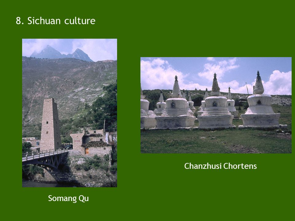 7. Sichuan people Photos: C. Grey-Wilson