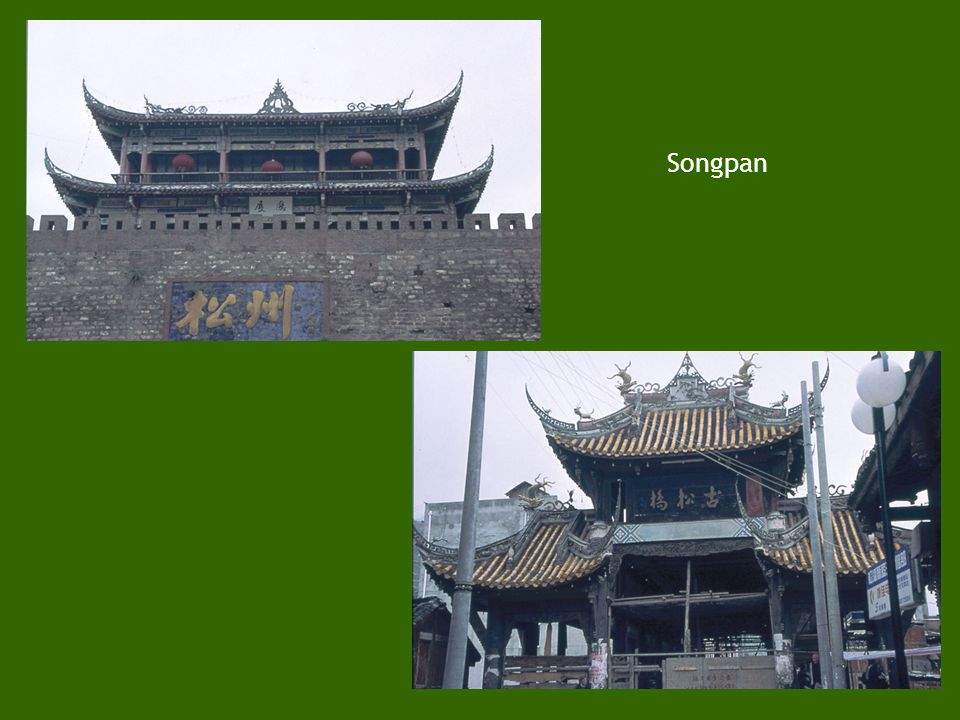 8. Sichuan culture Somang Qu Chanzhusi Chortens