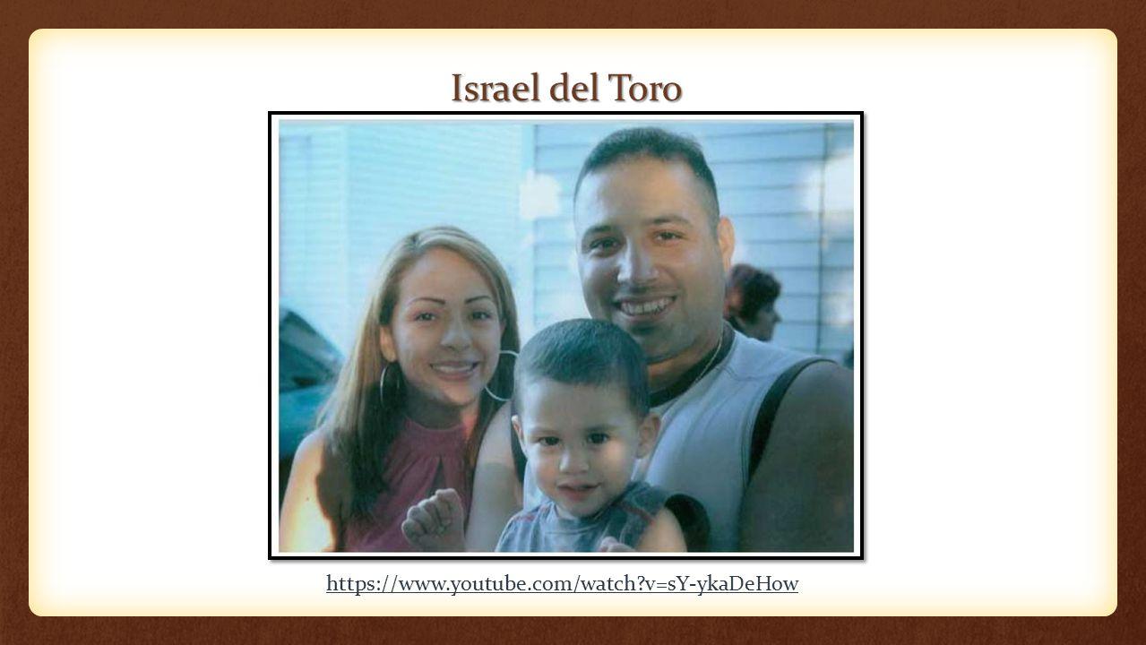Israel del Toro https://www.youtube.com/watch?v=sY-ykaDeHow
