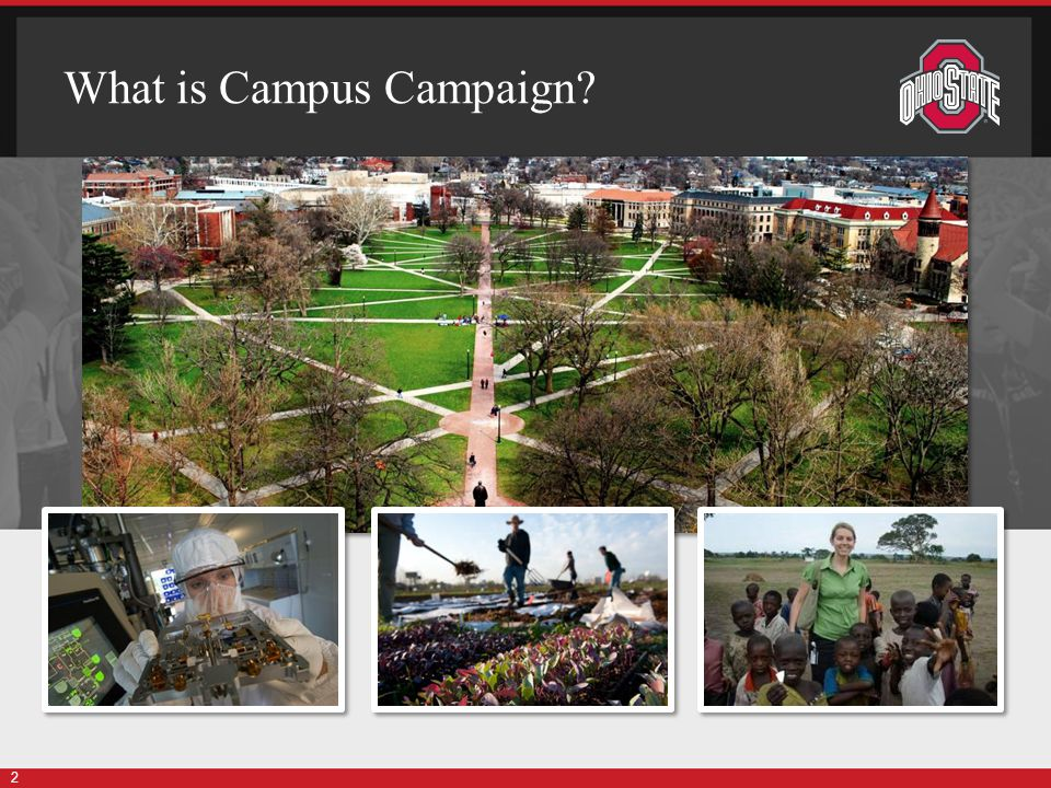 What is Campus Campaign? 2