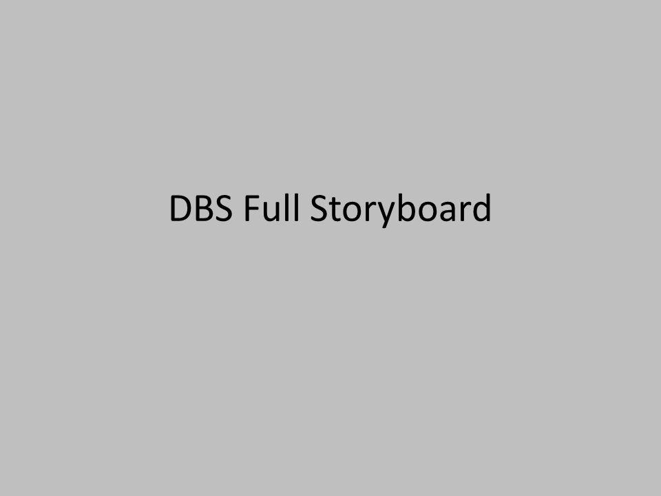 DBS Full Storyboard