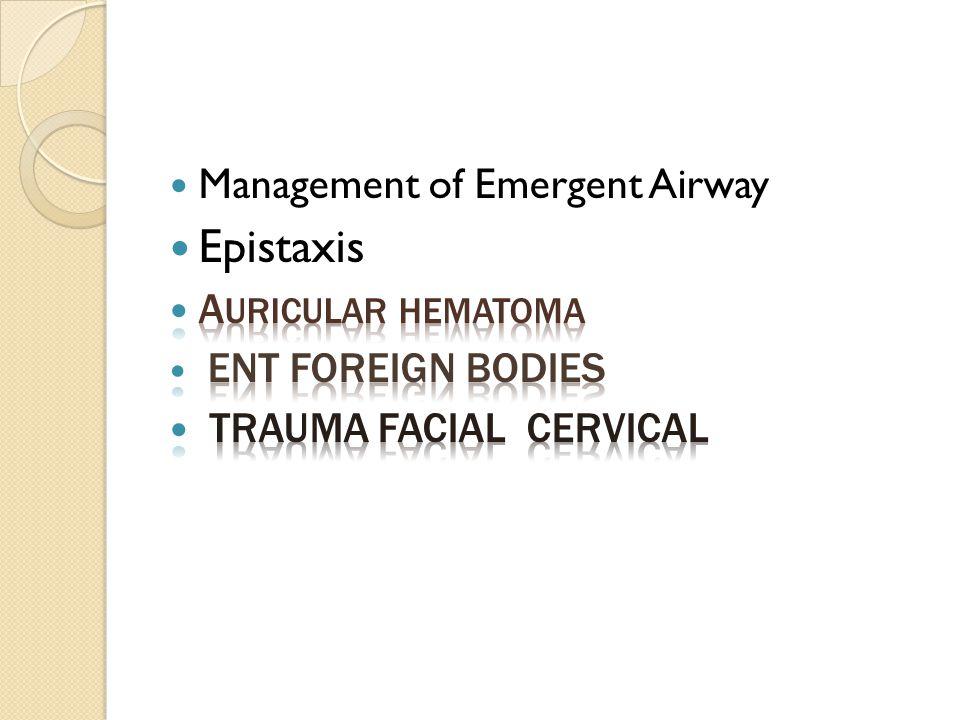 Epiglottitis flexible fiberoptic laryngoscopy : Redden and swollen epiglottic