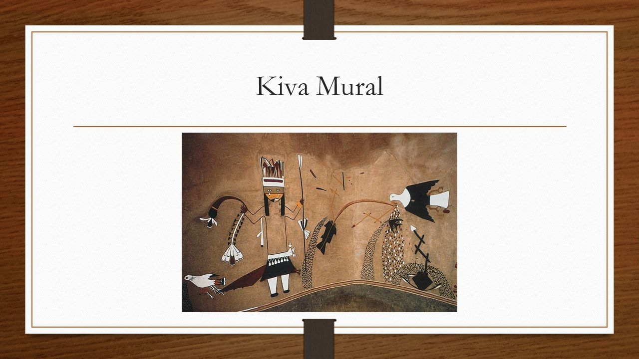 Kiva Mural