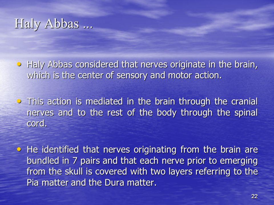 22 Haly Abbas...