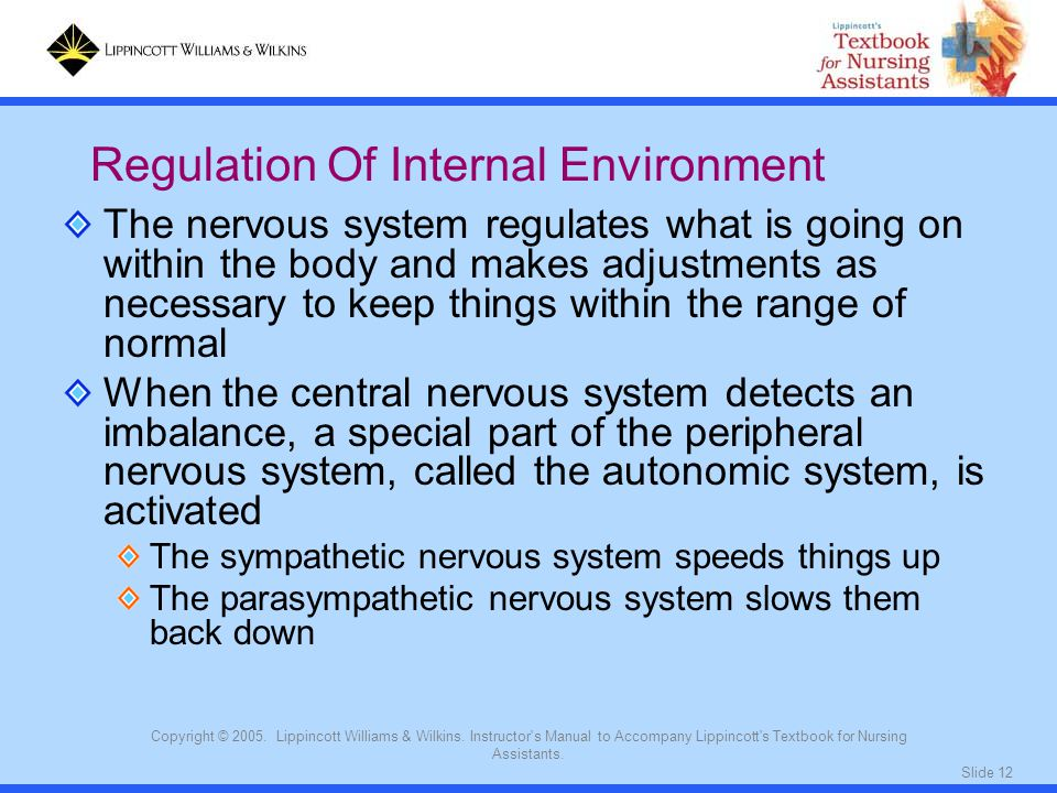 Slide 12 Copyright © 2005. Lippincott Williams & Wilkins.