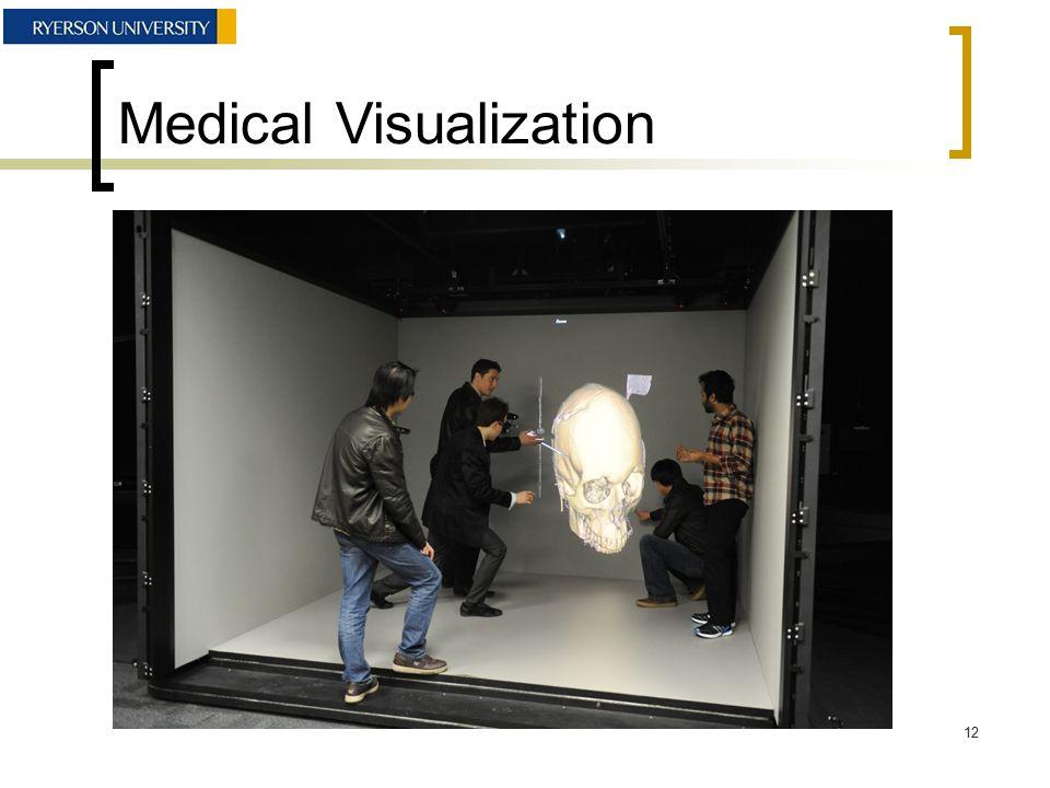 Medical Visualization 12