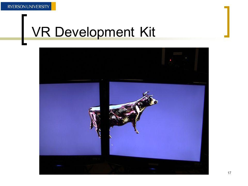 VR Development Kit 17
