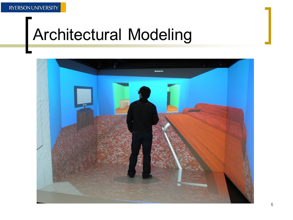 Architectural Modeling 6