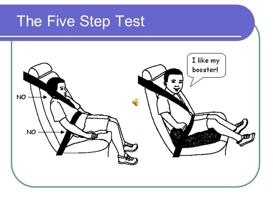 The Five Step Test