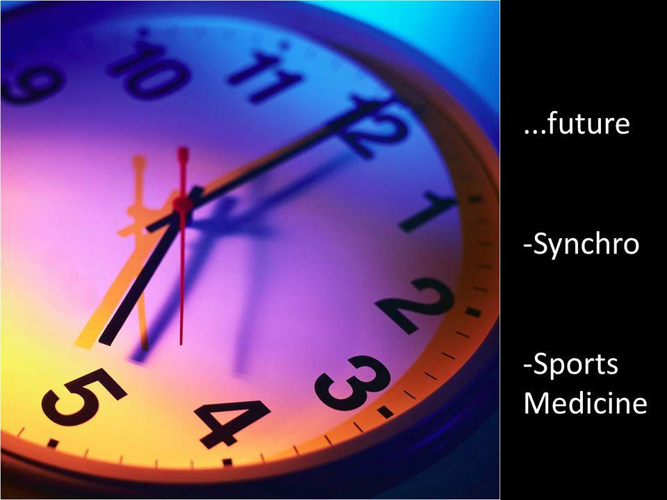...future -Synchro -Sports Medicine