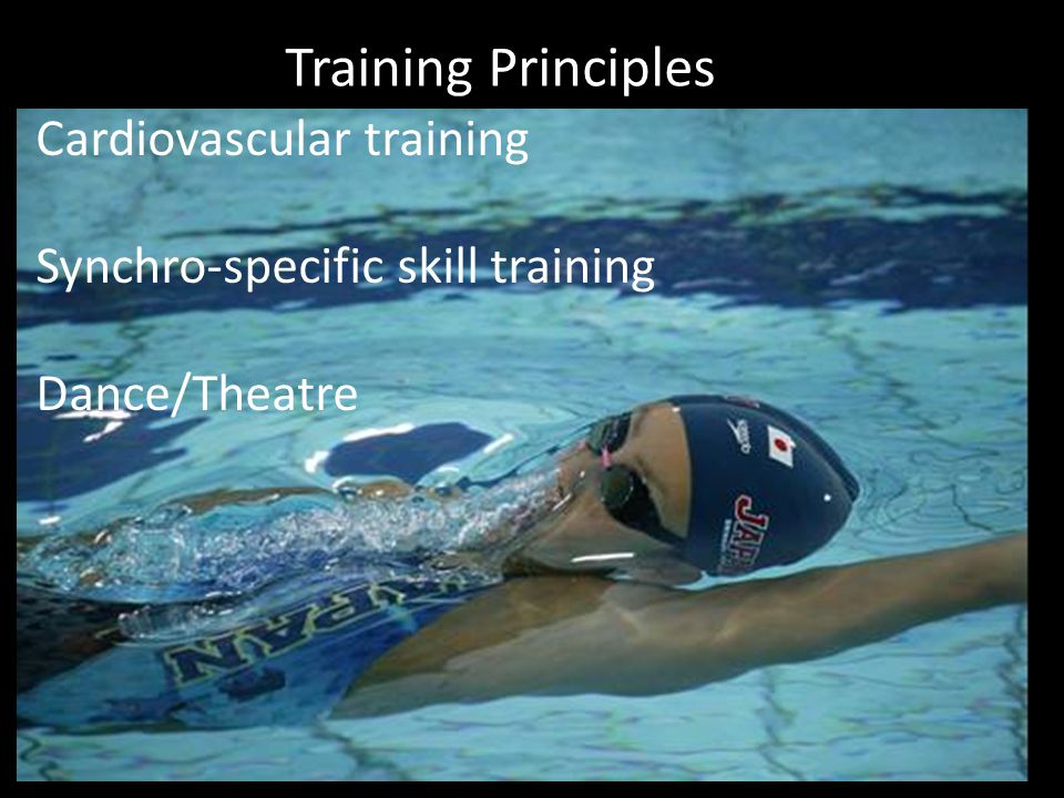 Injuries in Synchronized Swimming Traumatic Overuse