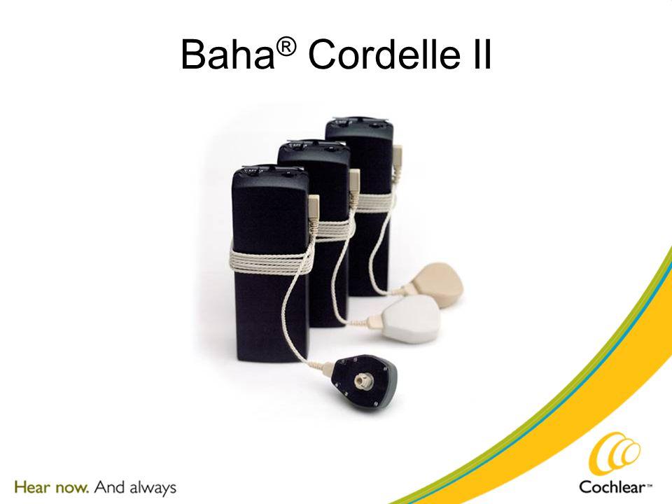 Baha ® Cordelle II