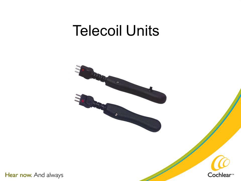 Telecoil Units