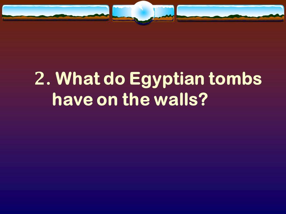 1. Pyramids.