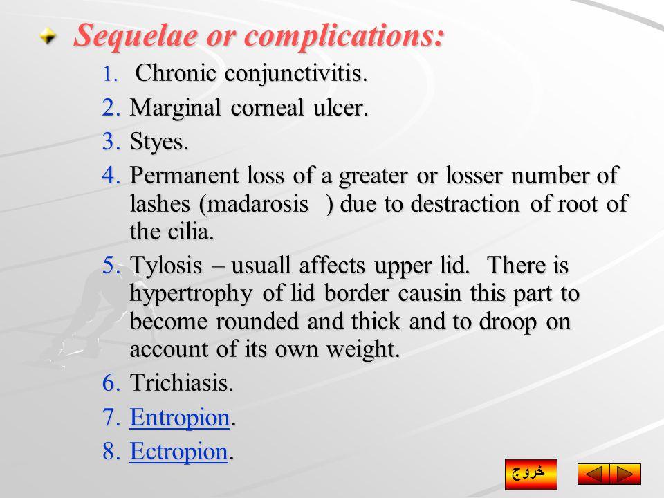 Ulcerative Blepharitis