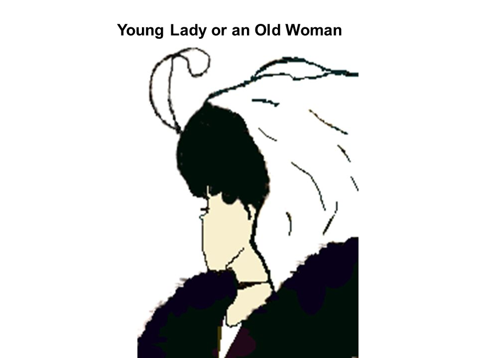 Young Lady or an Old Woman