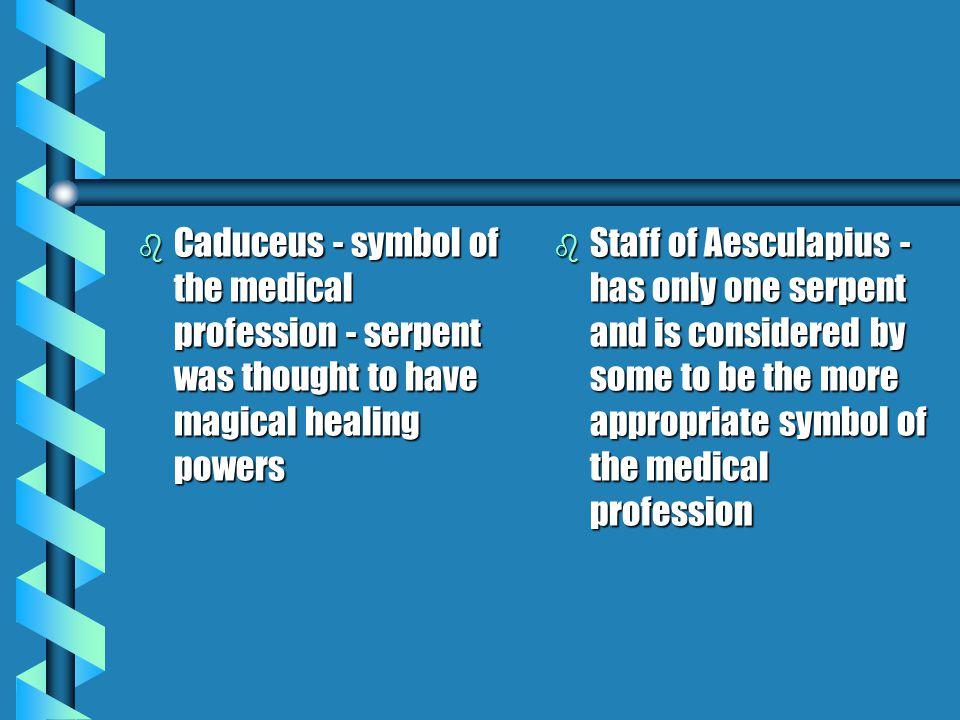 SYMBOLS of MEDICINE
