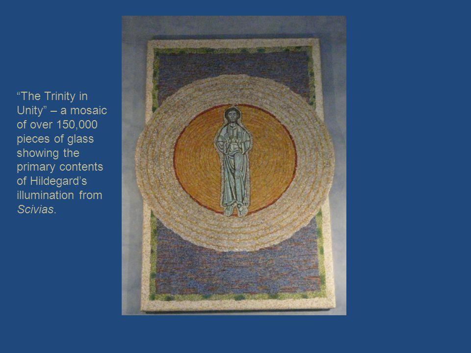 Laus Trinitati, Quae sonus et vita Ac creatrix omnium In vita Ipsorum est.