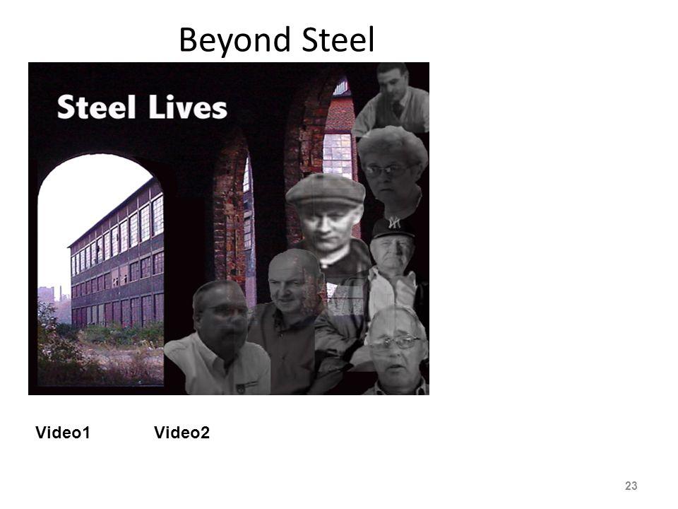 Beyond Steel 23 Video1Video2