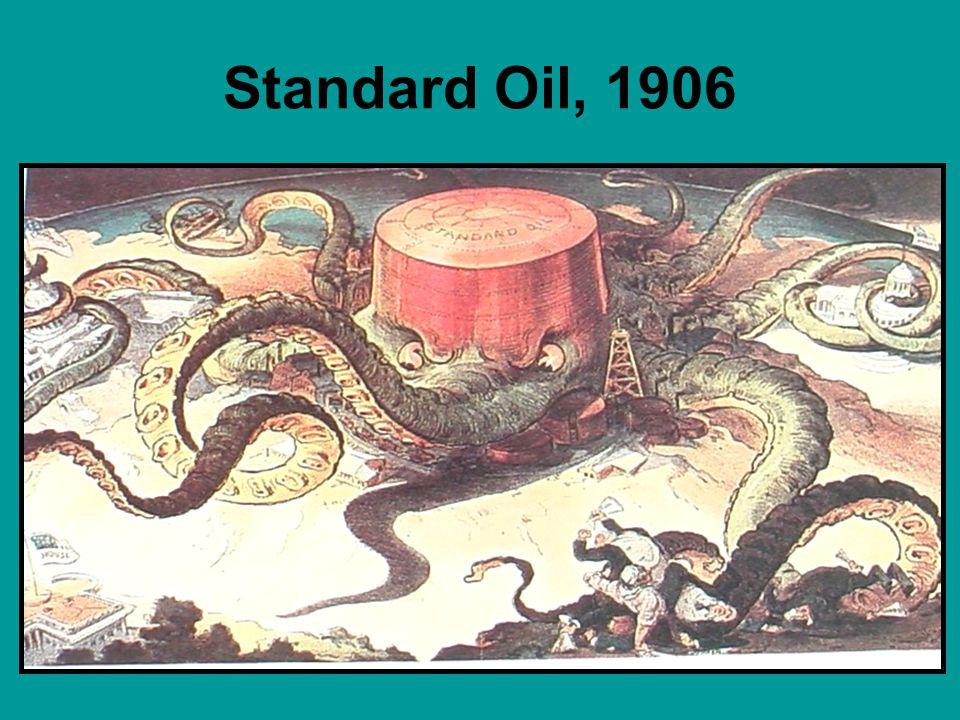 Standard Oil, 1906