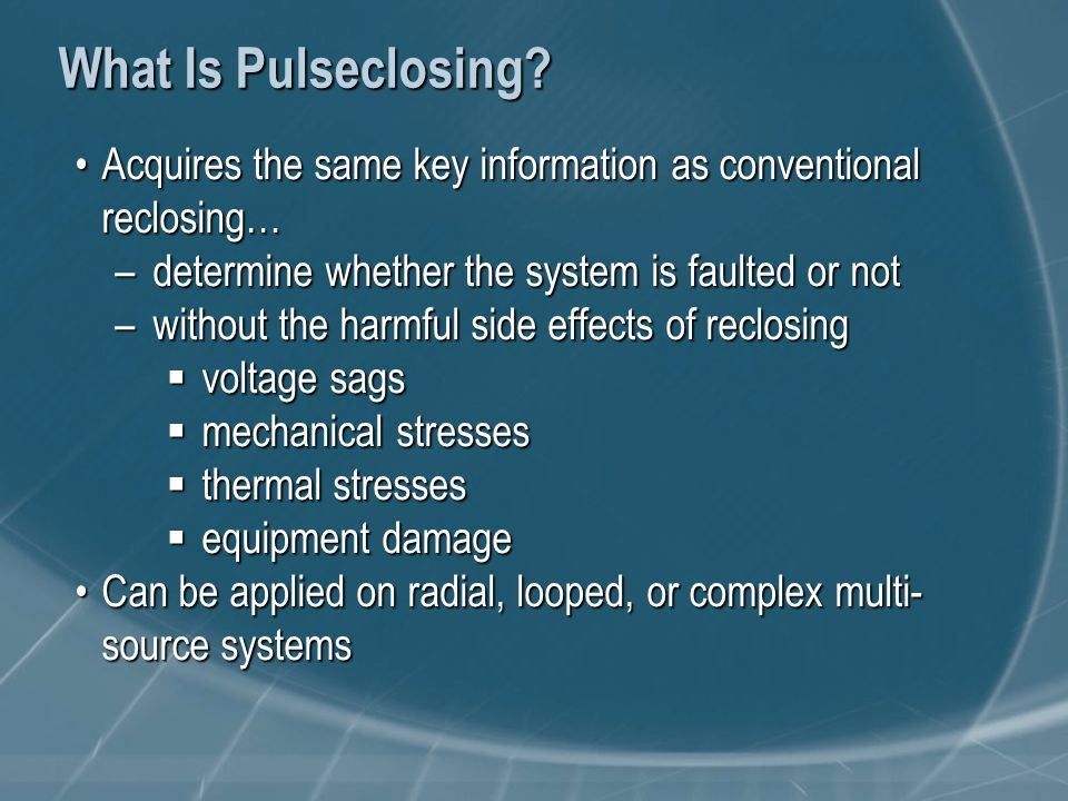 What Is Pulseclosing.