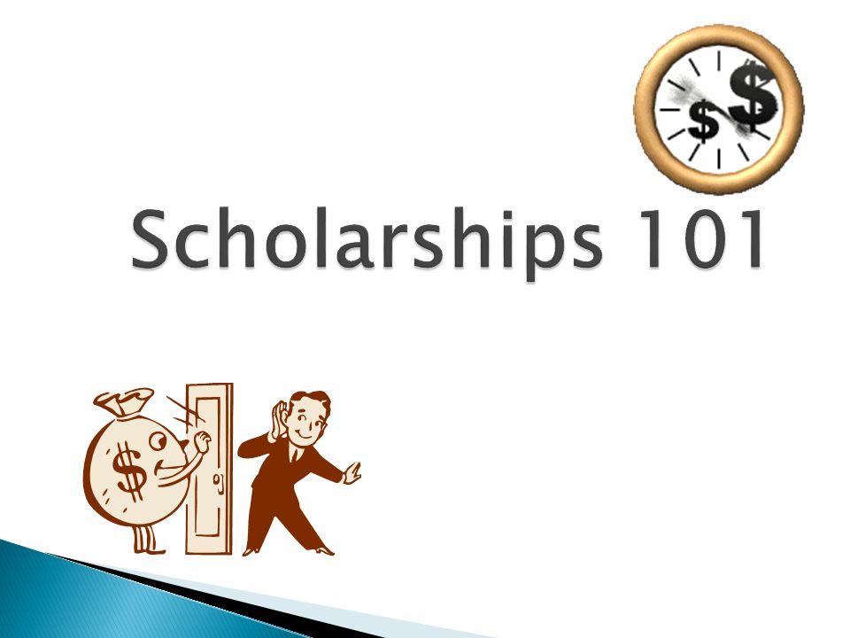 Scholarships 101