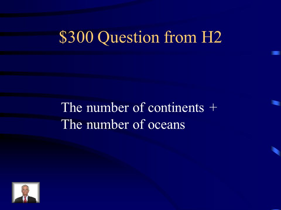 $200 Answer from H2 sphere