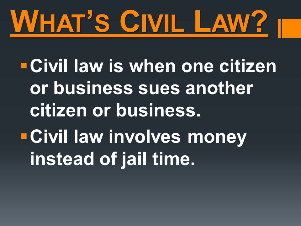 W HO ' S I NVOLVED . Plaintiff: is the person or business that is suing.
