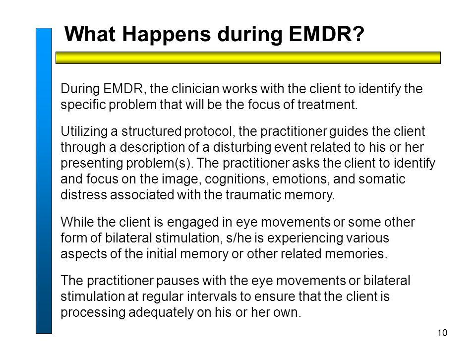 10 What Happens during EMDR.