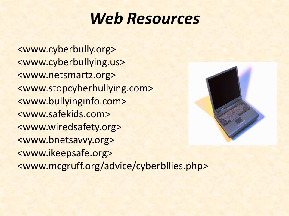 Free Resources For Parents and Families 15+ Make Time To Listen, Take Time To Talk About Bullying (800)789-2647 Substance Abuse Education and Bullying Brochures Search publications