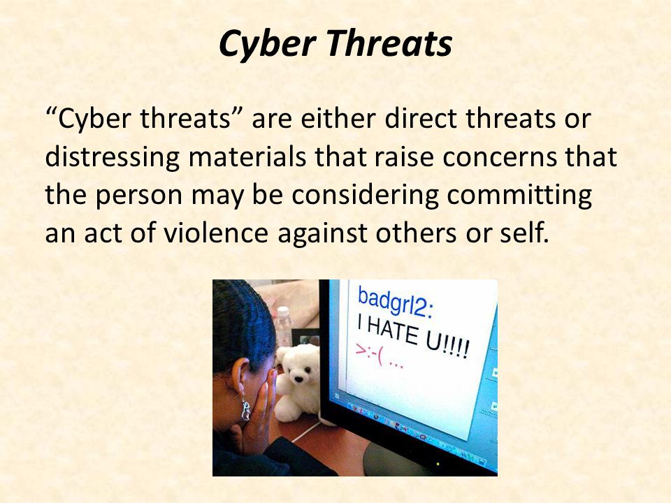 Misuses of Technology and the Cyberbullying Problem Creates bullies who would never harass face to face.