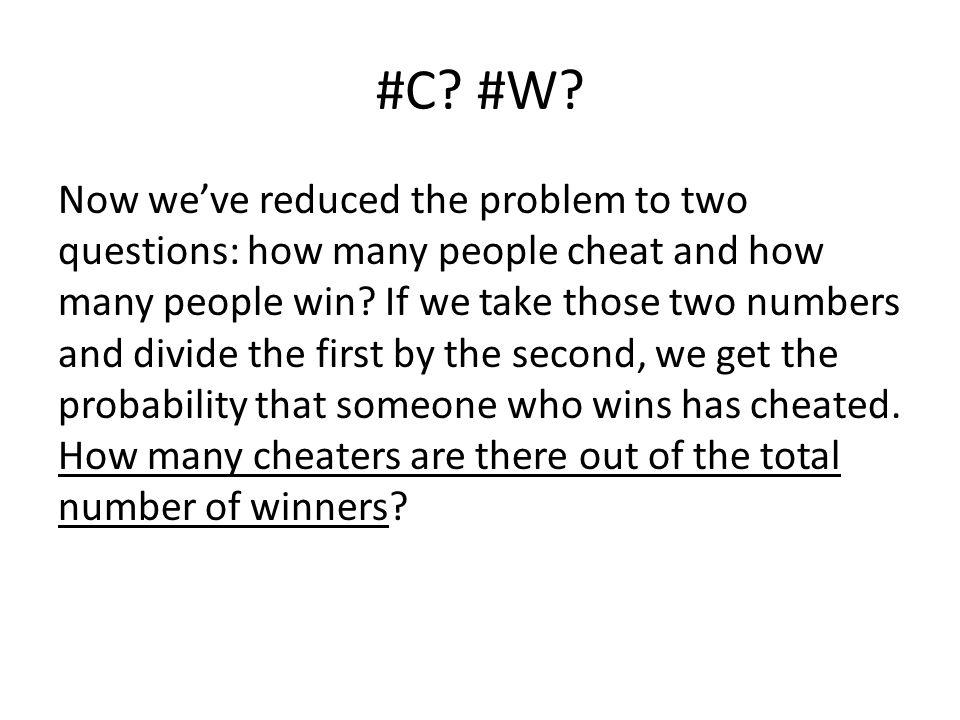 #C. #W.
