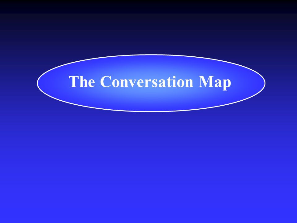 The Conversation Map