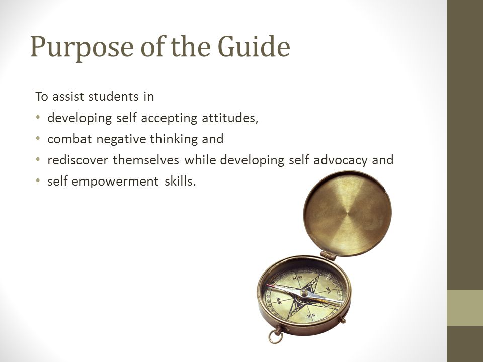 Summary Get students empowered Encourage students to get to really know themselves Know your supporters The IEP can be a scary thing Continue to advocacy for students and encourage them to advocate for themselves Empower students.