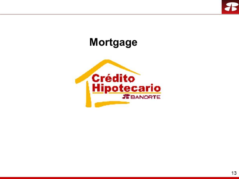 13 Mortgage