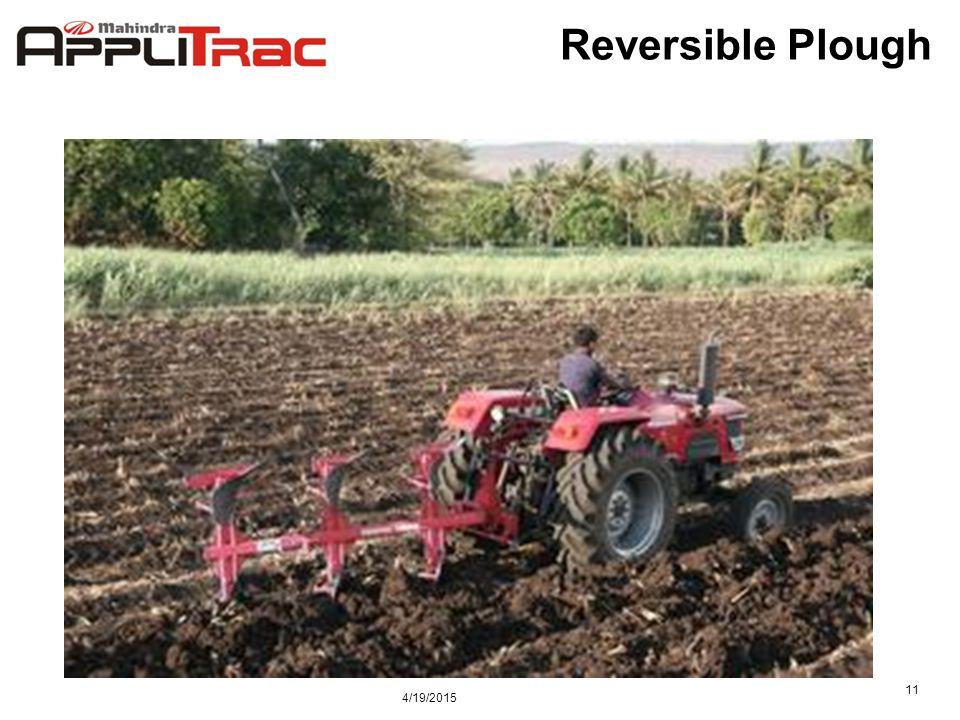 4/19/2015 11 Reversible Plough