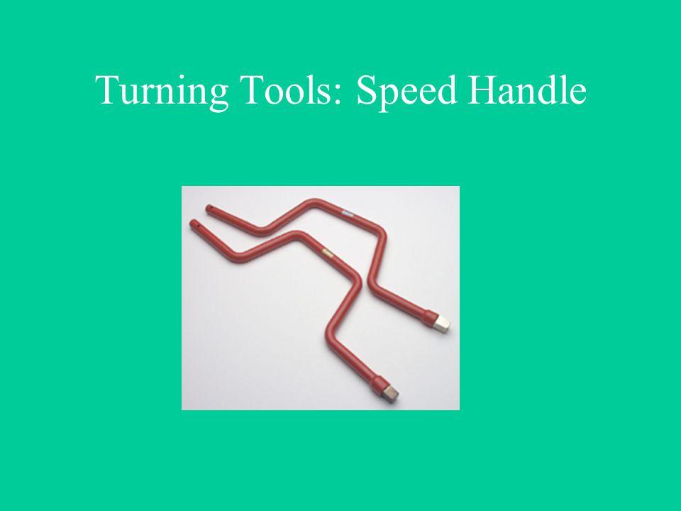 Turning Tools: Speed Handle