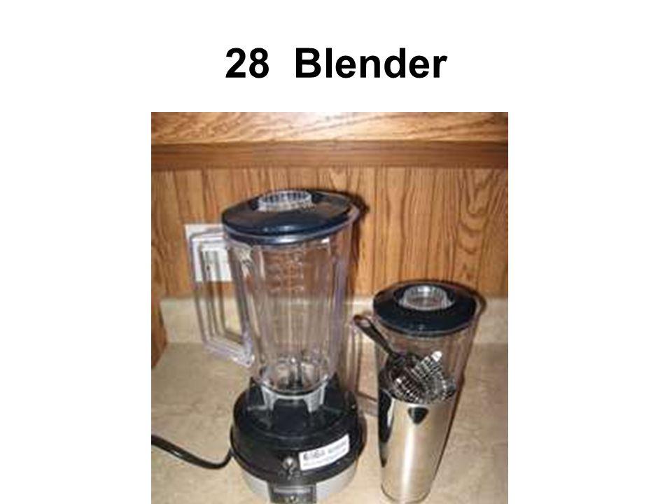 28 Blender