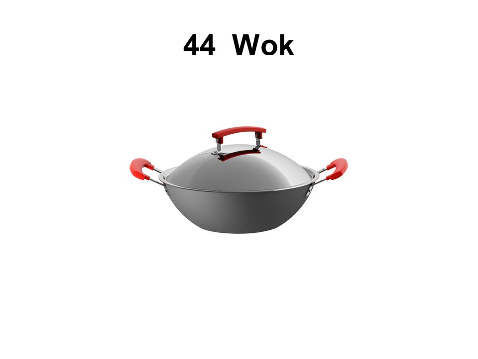 A wok is useful for fast stove top cooking.