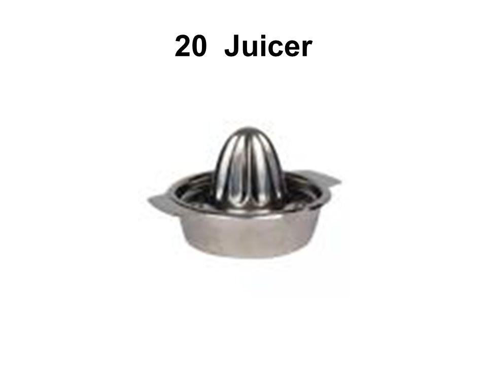 20 Juicer