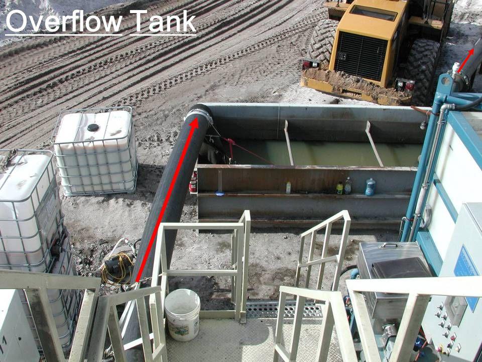 Overflow Tank