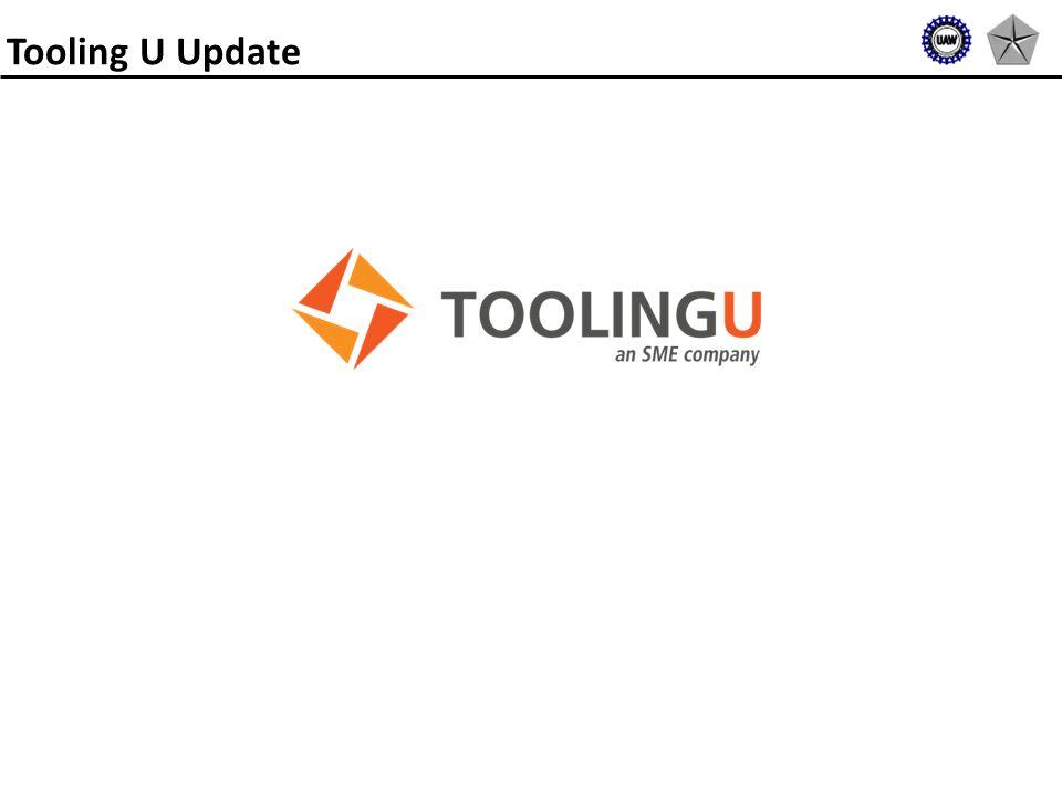 Tooling U Update