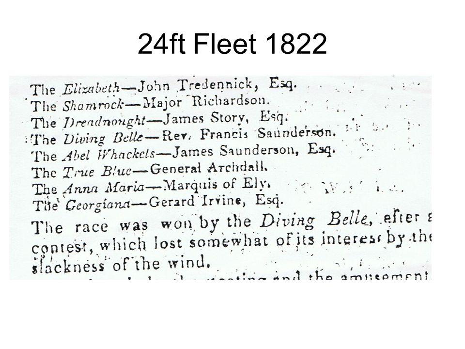 24ft Fleet 1822