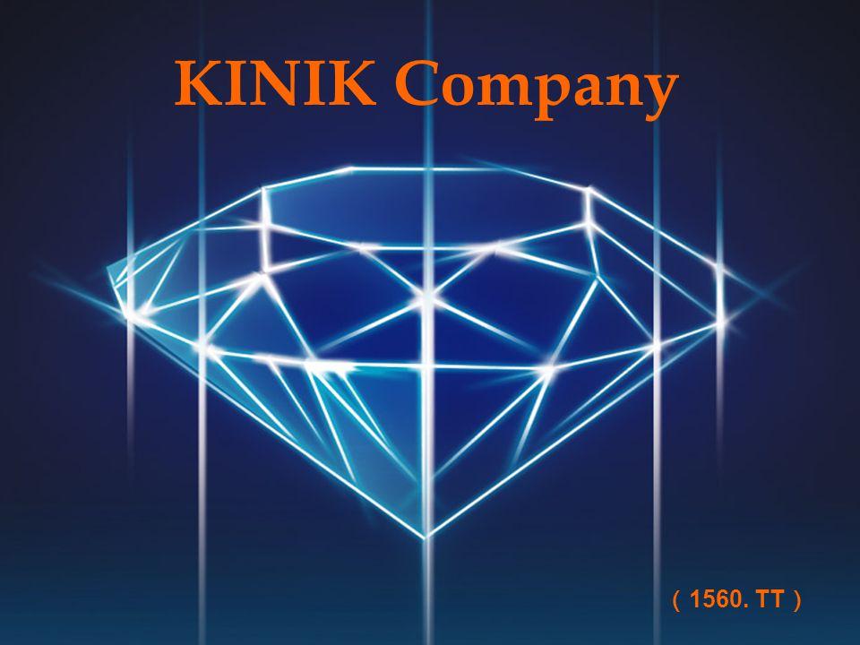 1 中國砂輪公司版權所有 © 非經同意不得轉載或翻印 KINIK Company ( 1560. TT )