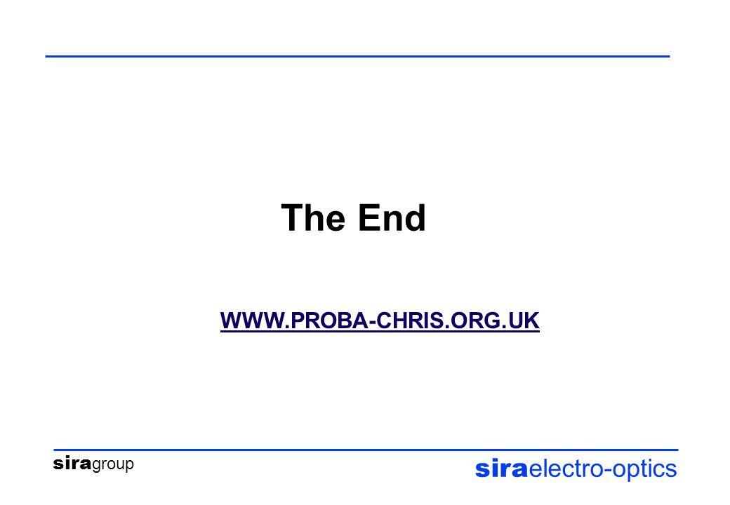 sira group sira electro-optics The End WWW.PROBA-CHRIS.ORG.UK