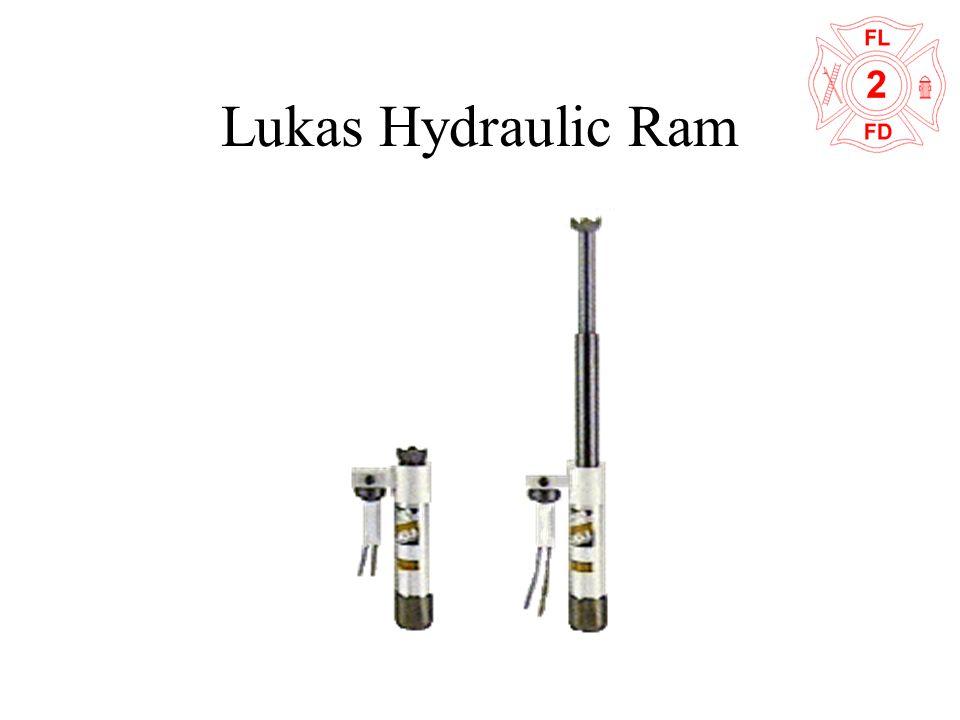 Lukas Hydraulic Ram