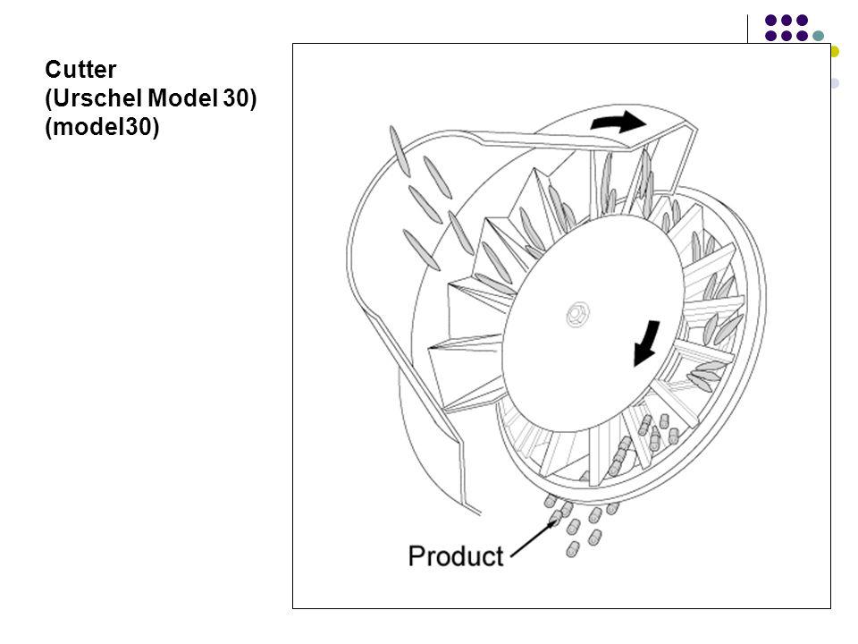 Model Feed Opening Typical Horsepower Mill Speed (Maximum Rotor RPM) B-88 71/2 - 254,000 B-1212 20 - 503,500 B-1616 25 - 603,500 B-2020 30 -753,500 B-2525 30 - 1003,200 Dicers…