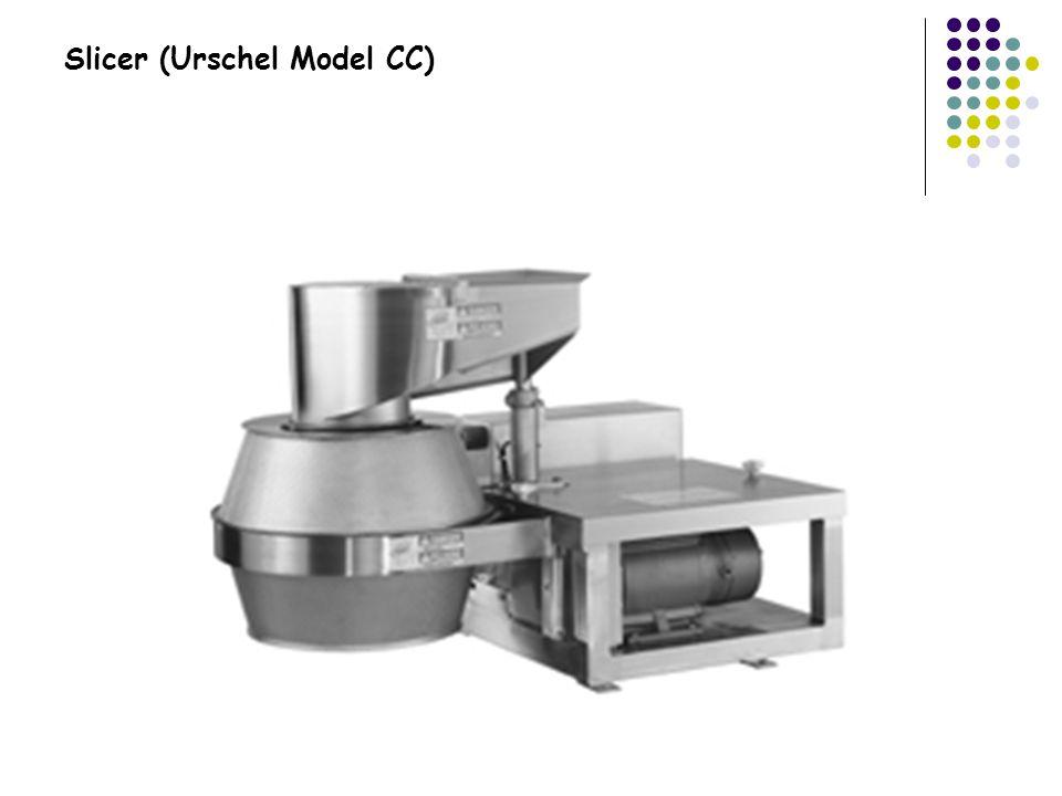 Slicer (Urschel Model OC)